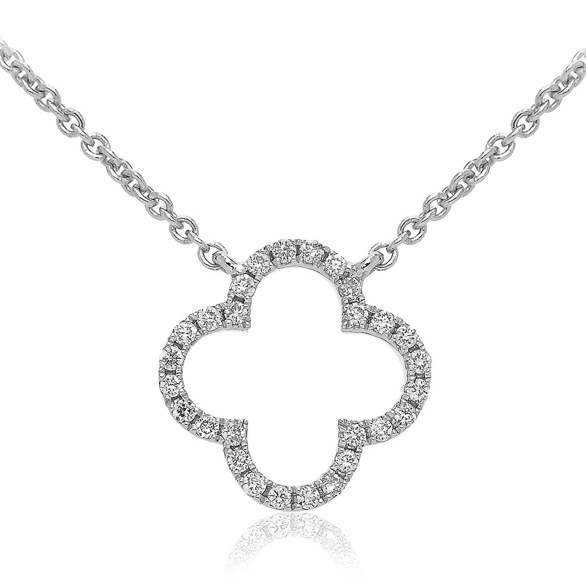 Clover Micro Set Necklace