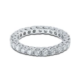 Diamond Eternity Ring Micro Set 2.7mm 1.5ct