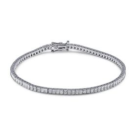 4 Carat Diamond Tennis Bracelet Model