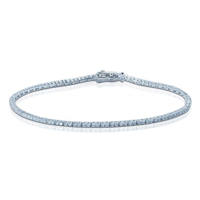 0.50 Carat Diamond Tennis Bracelet
