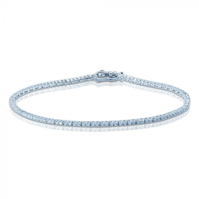 1 Carat Diamond Tennis Bracelet