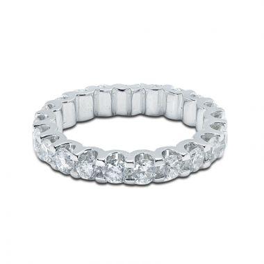 Diamond Eternity Ring Micro Set 3mm 2ct