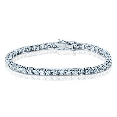 4 Carat Diamond Tennis Bracelet