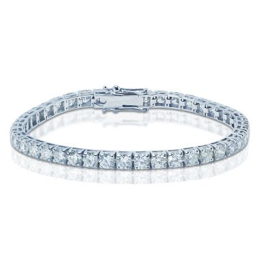 9 Carat Diamond Tennis Bracelet