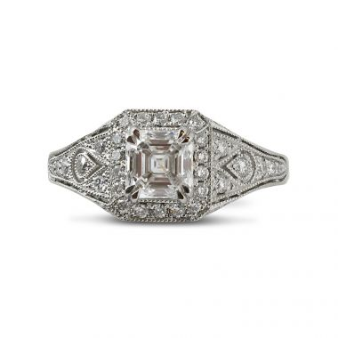 Art Deco Asscher Cut Diamond Ring Top View.jpg